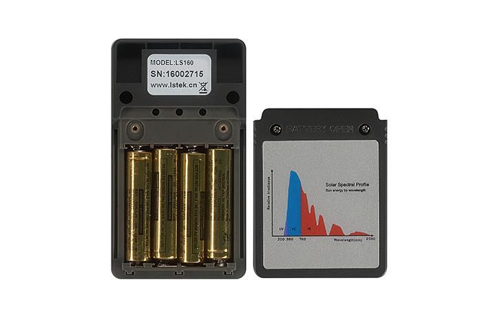便携式太阳膜测试仪电池