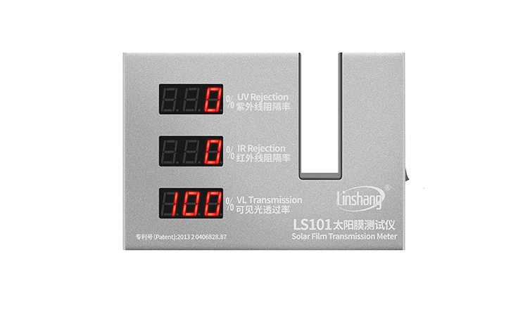 建筑膜隔热率测试仪