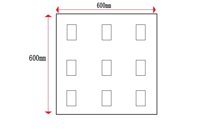光泽度9点测量法