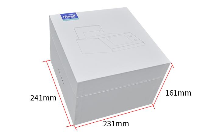 蓝紫光测试仪LS108包装