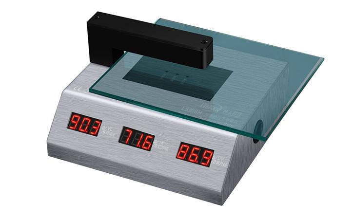 光学透过率测量仪测试玻璃