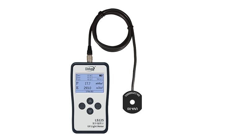 紫外线强度检测仪UVA探头