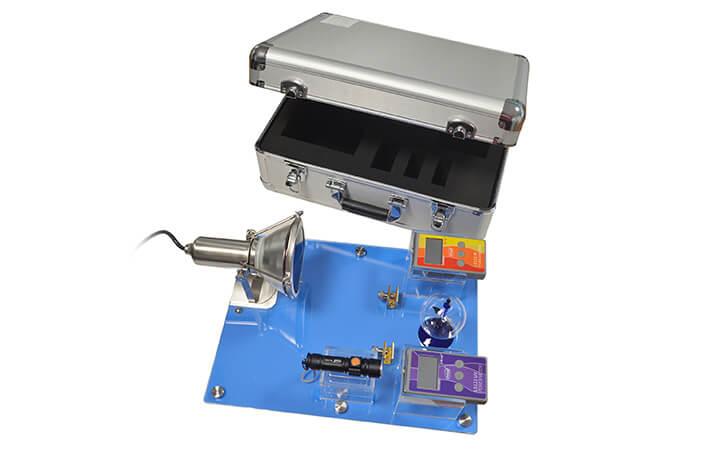 太阳膜隔热演示仪铝箱