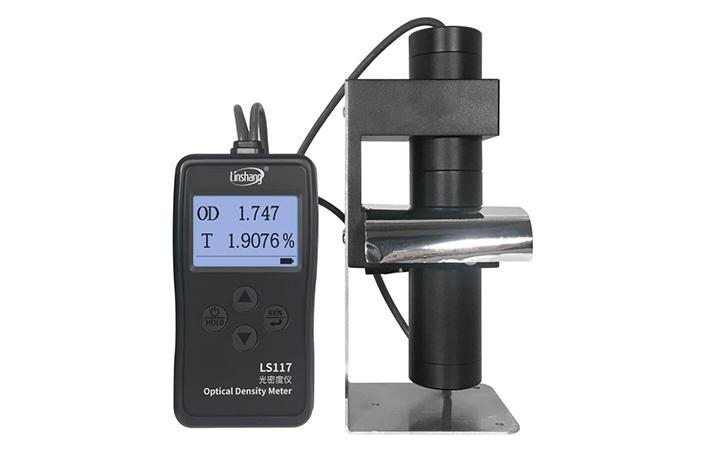 镀铝膜光密度仪LS117测试镀铝膜