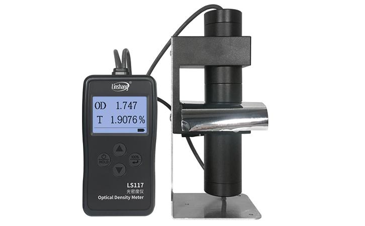 光密度仪LS117测试镀铝膜