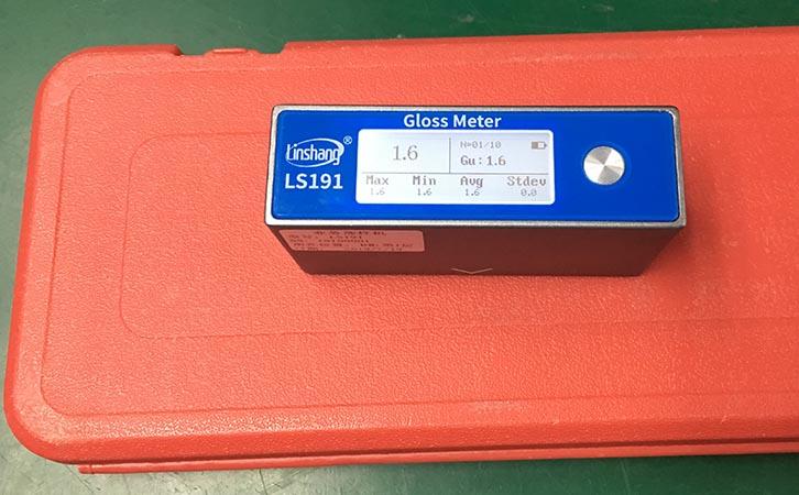 光泽度仪LS191测量塑料光泽度