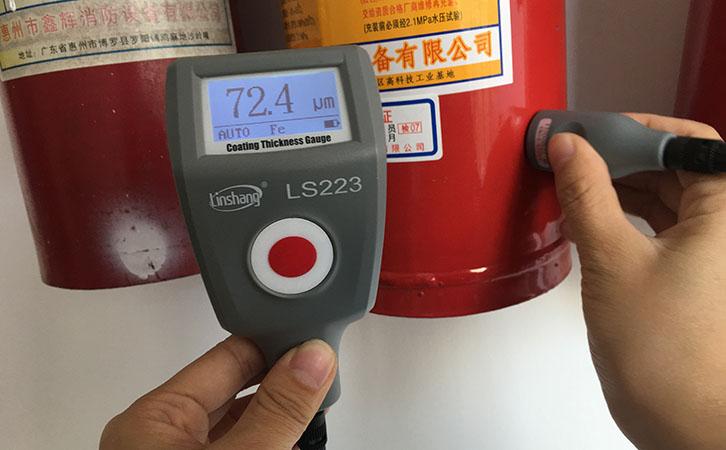 油漆涂层测厚仪LS223