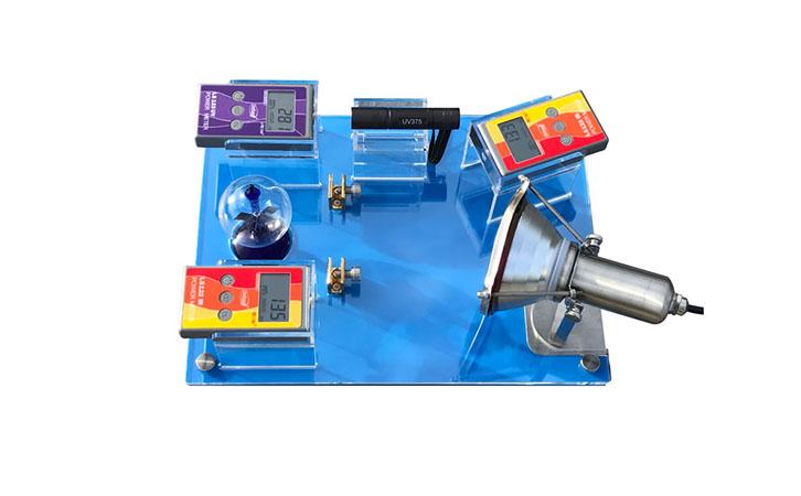 隔热膜反射性能展示套件