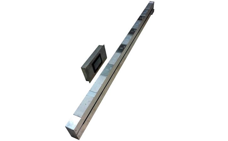 真空镀膜在线测厚系统