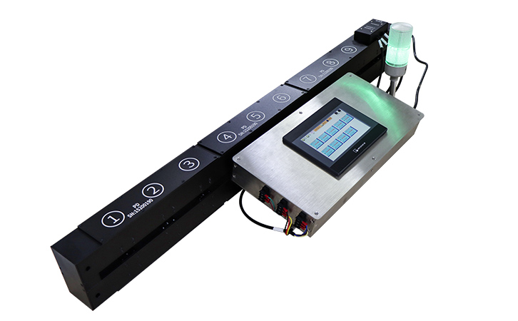 LS152真空镀膜在线测厚仪