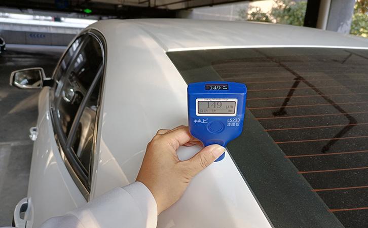 LS233汽车漆膜仪测量车漆厚度