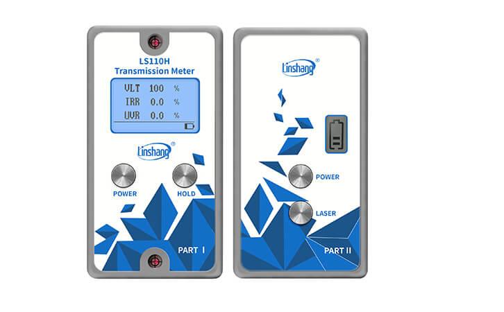 LS110H分体式透过率测量仪