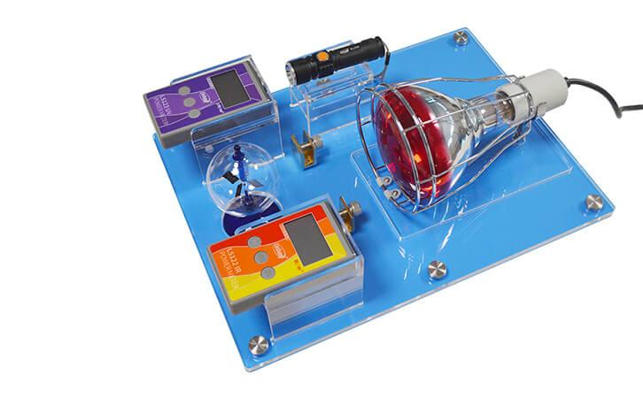 SK1250隔热膜透射展示套件
