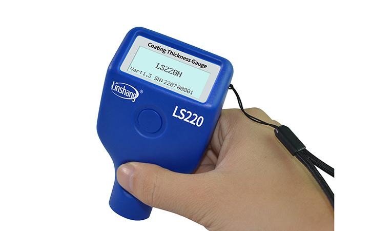 LS220H涂层测厚仪